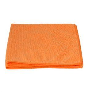 Микрофибърна кърпа оранжева